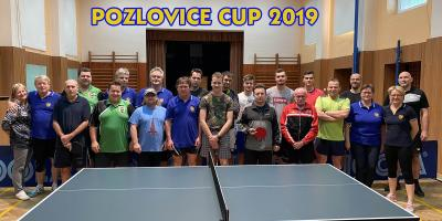Pozlovice Cup 2019